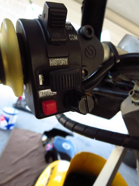 Britten V1000 ECU Controls