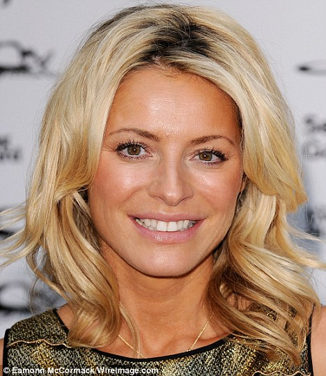 Tess Daly Hairstyles 2011 Celebrity Hair Cuts