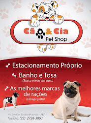 Cão & Cia  - Pet Shop