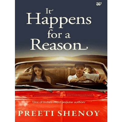 It Happens for a Reason (Preeti Shenoy) - Review