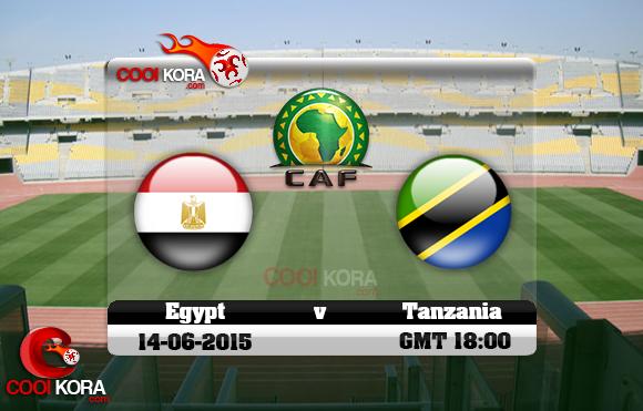 مصر و تنزانيا