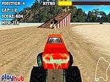 Permainan Balap Mobil Balapan Monster Gratis Online