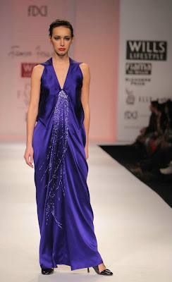James Ferreira at Wills Lifestyle India Fashion Week - Autumn Winter 2012 Day 1