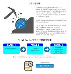 Despre mineritul Fargocoin
