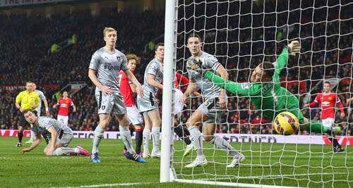 Manchester United vs. Burnley 3-1 Highlight Goal Premier League 11-02-2015