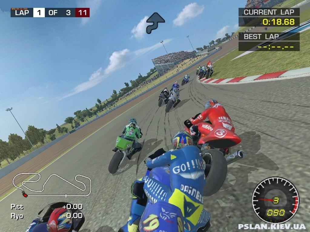 Moto GP 1 Game Screenshots | Moto GP 1 Pc Game Screeshots