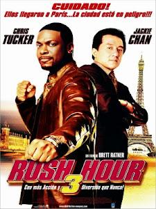 Giờ Cao Điểm 3 - Rush Hour 3 poster