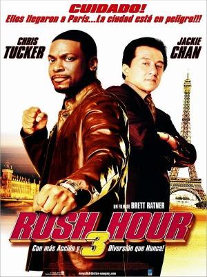 Giờ Cao Điểm 3 | Rush Hour 3 (2007)