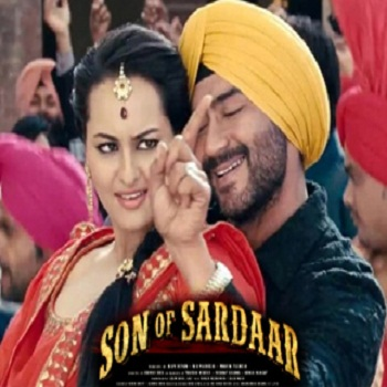 Son of Sardar Watch Online Hindi Movie