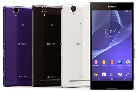 Sony Xperia T2 Ultra Android Phone Harga Rp 3 Jutaan