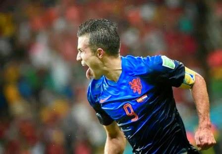 Belanda vs Cili