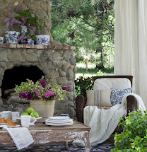 French Country Cottage Garden Decor