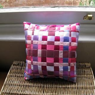 DIY cushion tutorial