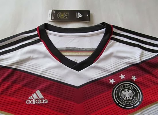 Jual Jersey Grade Ori Jerman Home World Cup 2014
