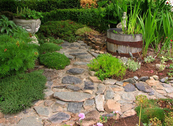 Casual Casa Easy Going Stone Paths