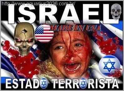 terrorismo de isarel sionista