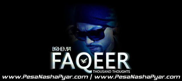 bohemia new rap Faqeer - from the upcoming album Thousand Thoughts