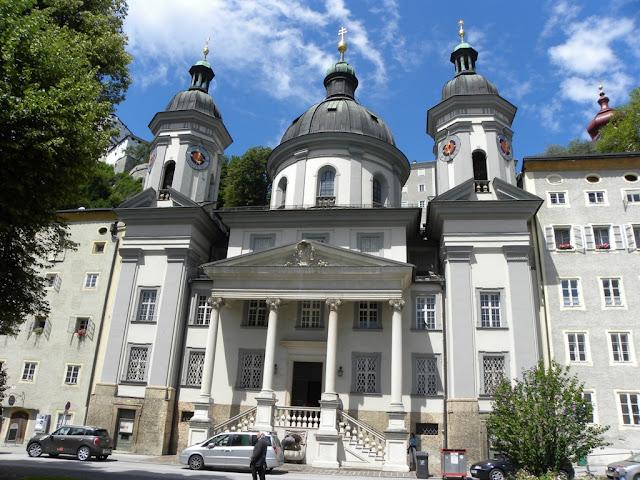 Erhardskirche Salzburg