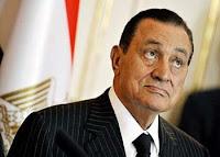وفاة مبارك سريريا بعد وصوله مستشفي المعادي