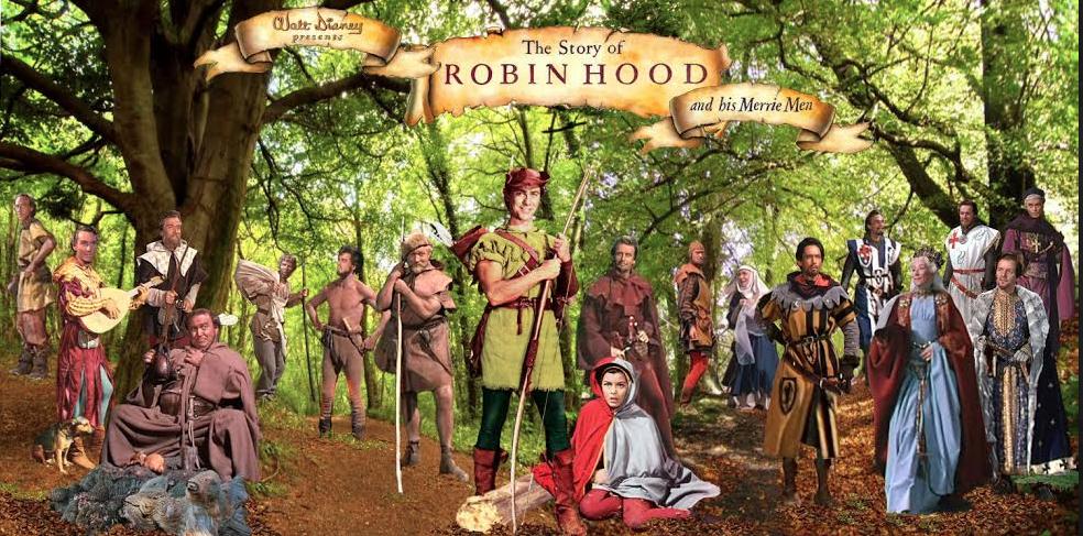 Walt Disney's Story Of Robin Hood