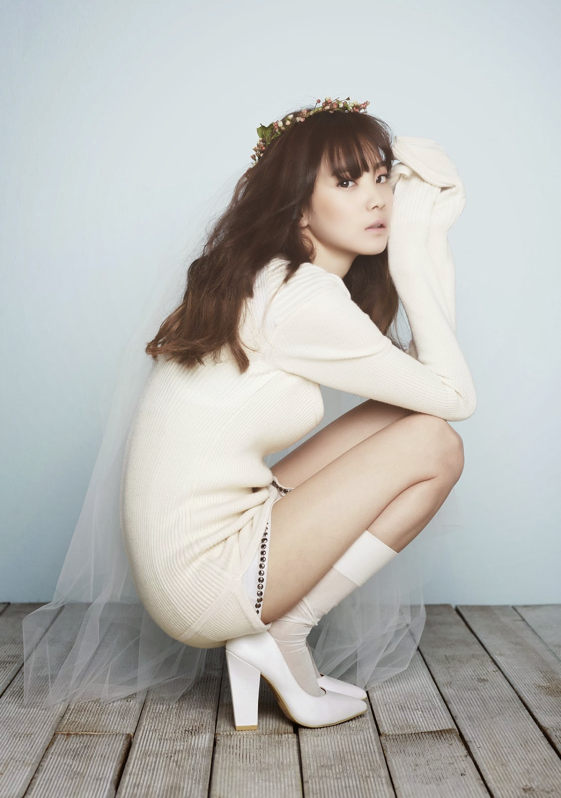 Yoon Seung Ah - Beauty+ February 2014