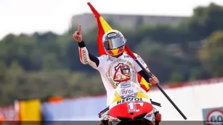 Last Race;Jorge Jawara Seri, Marquez Jawara Dunia