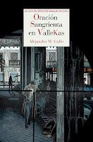 'Oración sangrienta en Vallekas' de Alejandro M. Gallo