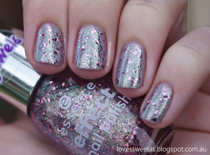 Essence Effect Nail Polish Glitz And Glam Swaches Review