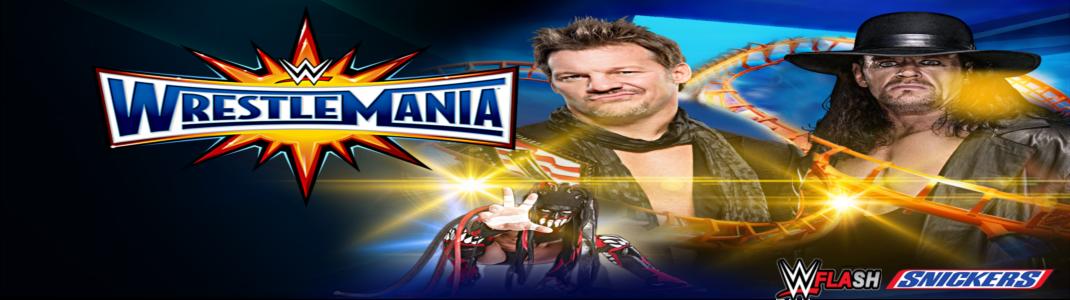 WWE Flash