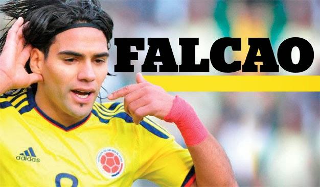 Los que no irá al mundial Brasil 2014