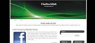 Jatilawang Blogger Template