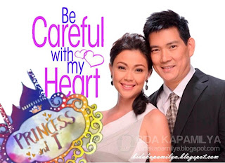 Kantar Media (October 1, 2, 3 and 4)  TV Ratings: Princess and I and Be Careful With My Heart on Top