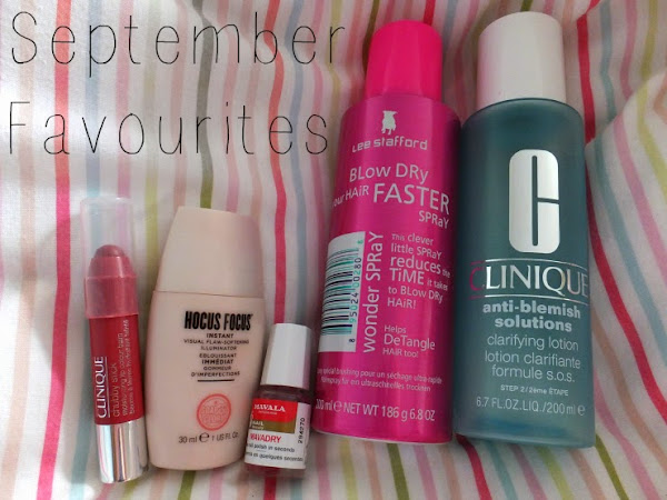 Style: September product favourites