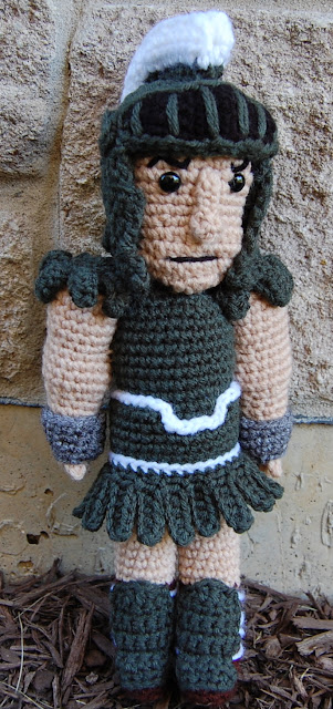 Roonie Ranching Coreys Sparty Doll A Free Crochet Amigurumi Pattern