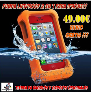 funda lifeproof impermeable iphone