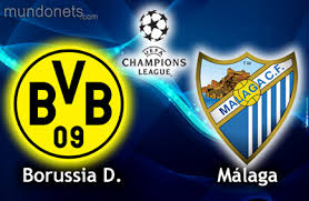borusia+vs+malaga Prediksi Borussia Dortmund vs Malaga Rabu, 10 April 2013