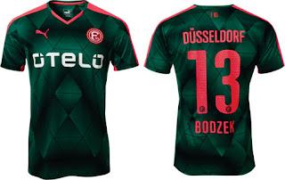 jersey third musim depan enkosa sport tempat berita pakaian olahra terupdate dan berimbang Jersey Ketiga Terbaru Fortuna Dusseldorf 2015/2015