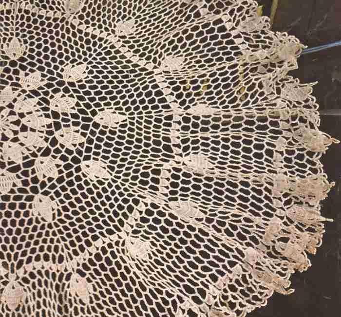 Tapete Sevilla a Crochet