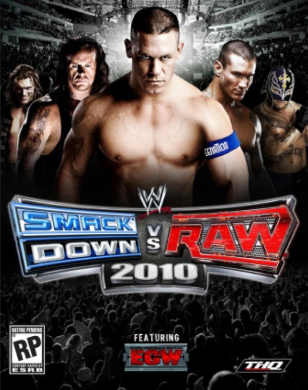 WWE Smackdown Vs. Raw