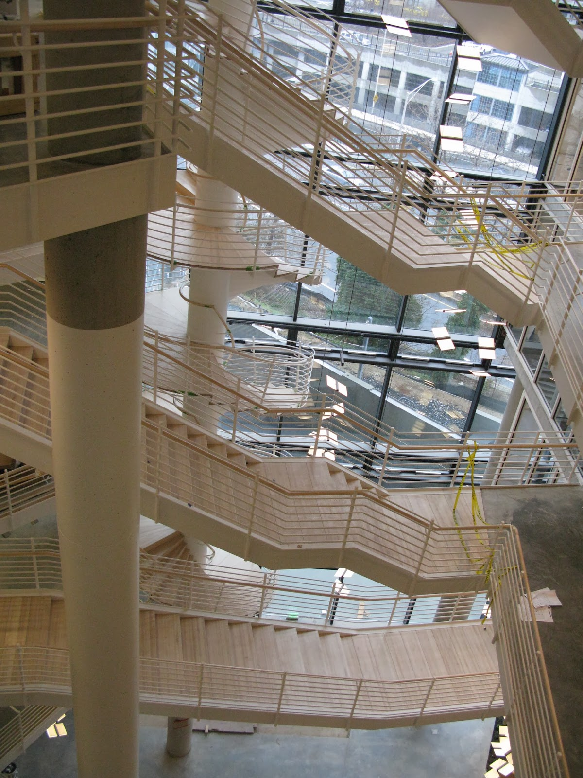 How codes influence architecture the case of stairs for Architectural stairs
