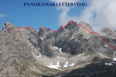 Klettersteig Lienz : On y va auf geht s panoramaklettersteig lienzer dolomiten