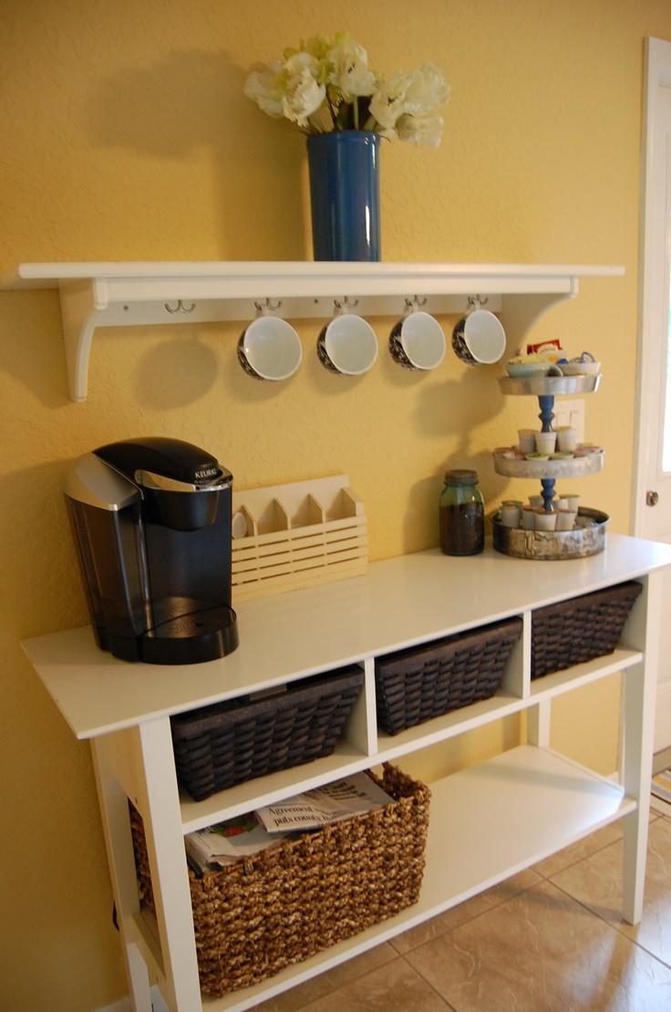 Casa - Decoração - Reciclados: Cantinho do Café - Coffee Bar
