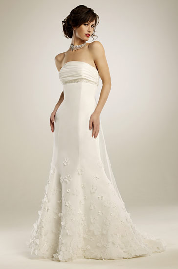 Trumpet style wedding dresses enter your blog name here for Trumpet style wedding dresses