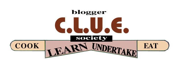 Blogger CLUE Society