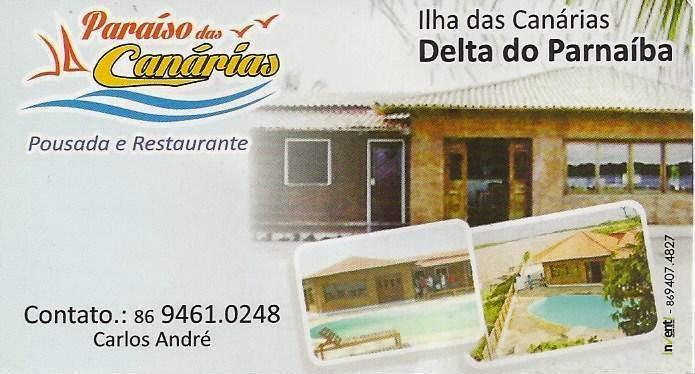 PARAÍSO DAS CANARIAS