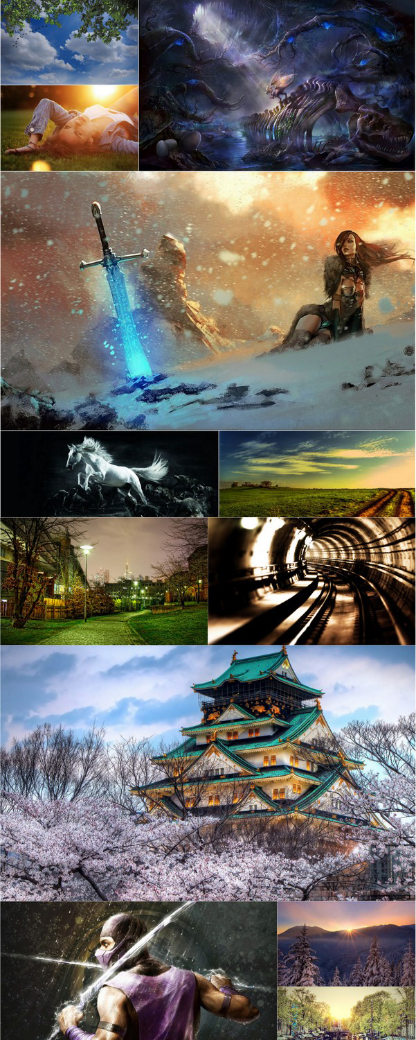 Free Download Computer Desktop HD Wallpapers Collection Part 15 High Definition