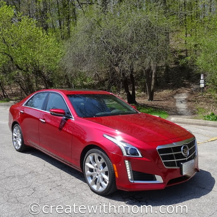 2014 Cadillac Cts Interior: Create With Mom: Luxurious Experience Driving The Cadillac