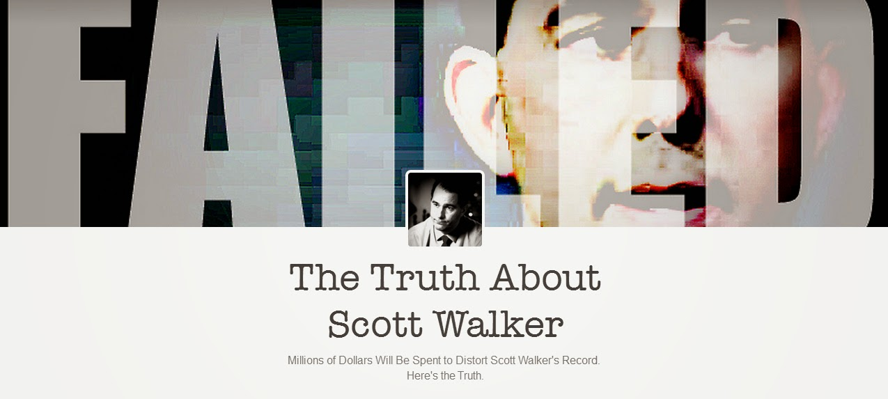 Scott Walker Failed