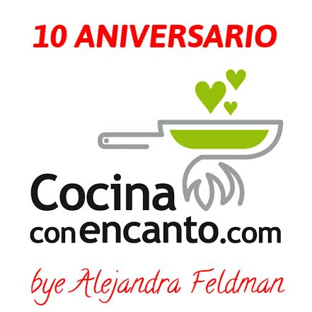CocinaConEncanto Cumple 10 AÑOS!