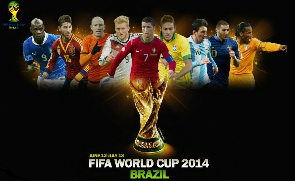 Dự đoán Word Cup 2014